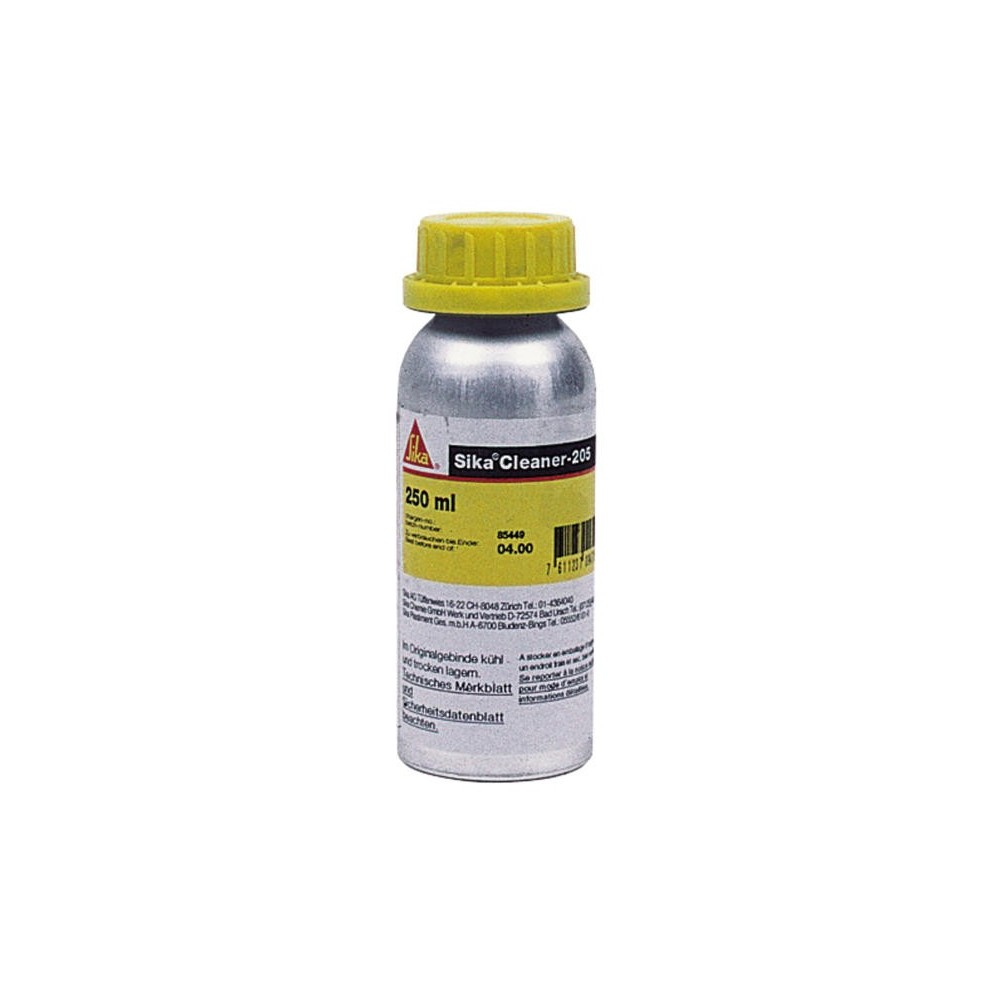 Sika adhesive Cleaner Activator 205 for Sikaflex