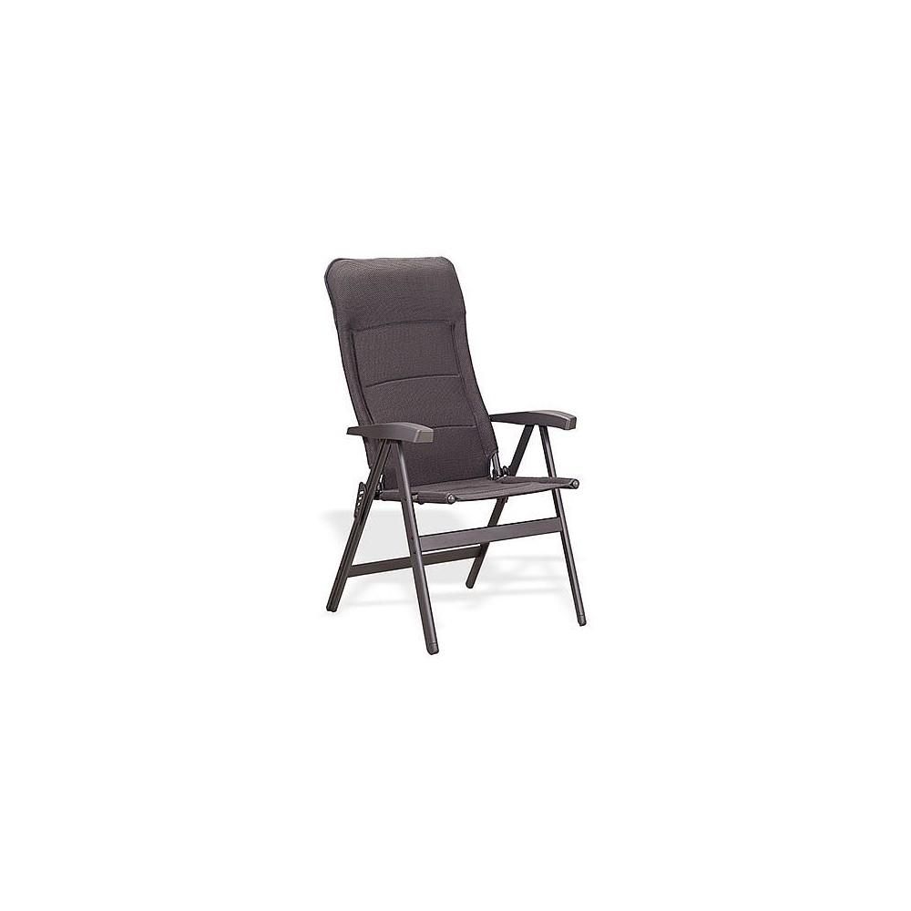 Westfield Avantgarde Series - Chaise pliante dossier haut Noblesse chaise de camping
