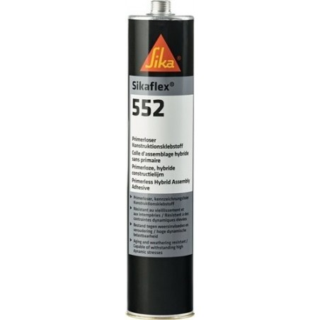 Sikaflex-552 Primerless hybrid assembly adhesive as special adhesive sealing compound