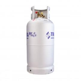 Alugas - bouteille de gaz en alu 14 kg