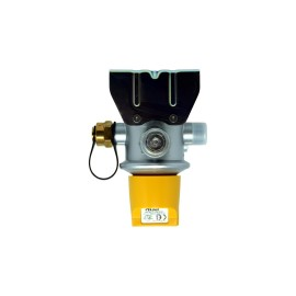 GOK Caramatic DriveTwo, horizontal - Zweiflaschen-Betrieb Gasdruckregler Crashsensor