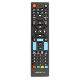 Remote control Alphatronics TV SLA-xx DSBAI+ and SL-xxDSBAI+