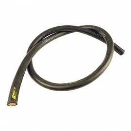 Seilwinden Kabel 50mm² Meterware Kupferkabel, schwarz