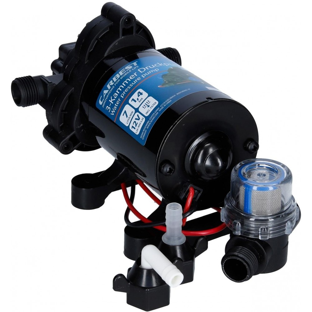 Pompe à eau 12V 7 litres/min Shurflo
