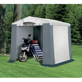 Hahn - Awning bicycle garage
