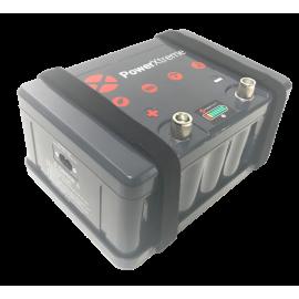 Mover Wohnwagen - TITANIUM Xtreme X30 - Komplettpaket Rangierhilfe purple line