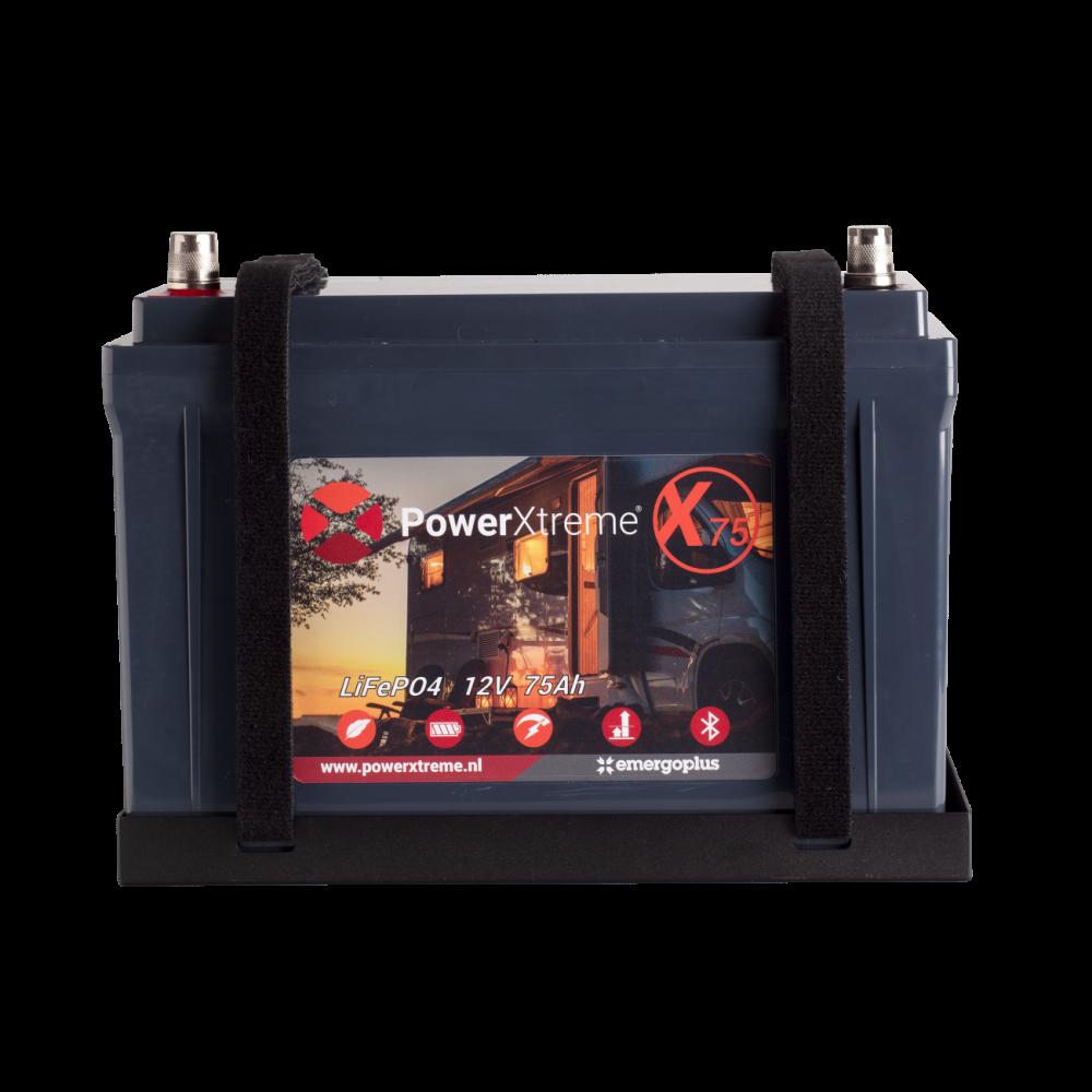 PowerXtreme X75 Batterie LiFeP04 Akku Reisemobil