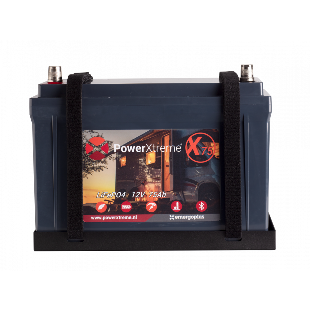 PowerXtreme X75 Battery LiFeP04 - Battery motorhome