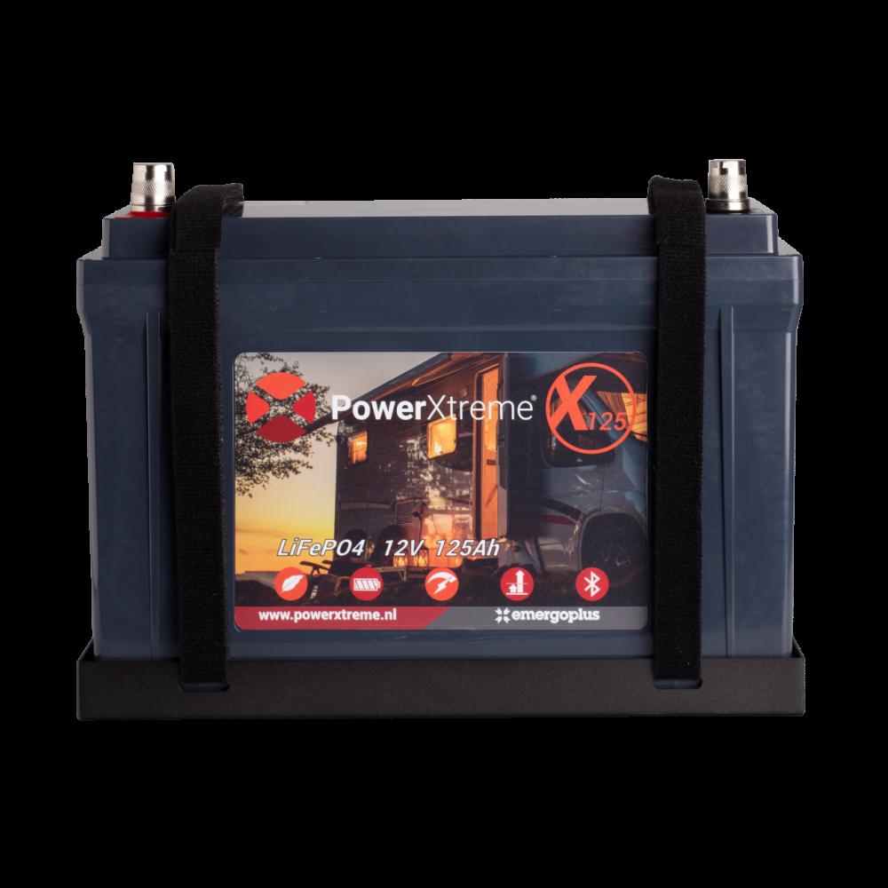 PowerXtreme X125 Batterie LiFeP04 pour Camping-car