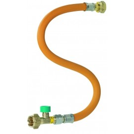 Gas hose Caramatic Connect Drive - GOK HD gas hose with hose rupture protection