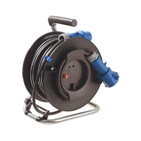 Câble CEE Rallonge de tambour pour câble Câble de rallonge pour camping extérieur