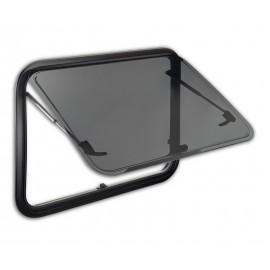 Aluminium-Rahmenfenster Acrylverglasung Dometic Seitz S7P Kastenwagen Reisemobilfenster