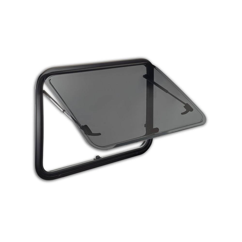 Aluminium frame window Acrylic glazing Dometic Seitz S7P van Motorhome window