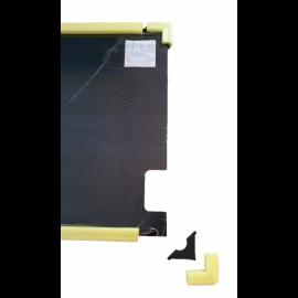 Heckscheibe Tür Rechts 270 Grad Fiat Ducato ab Bj. 07, 826x665, Carbest Fenster