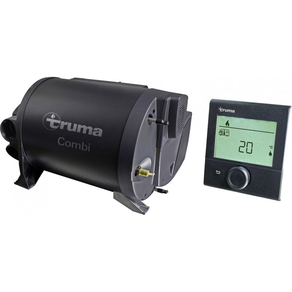 Truma Heizung - Combi 4 E CP plus 12V, 30mbar Warmwasser Boiler