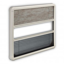 Verdunklungsrollo Dometic S7P Insektenschutz Kastenwagen Reisemobilfenster