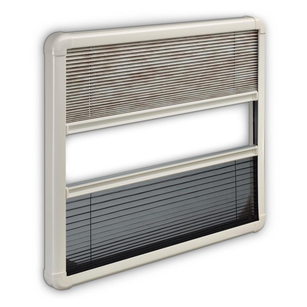 Store occultant Dometic S7P moustiquaire pour fenêtre de camping-car