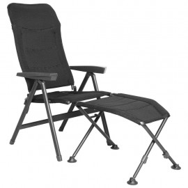 Westfield Focus Footrest, for Advancer Camping Chairs, black