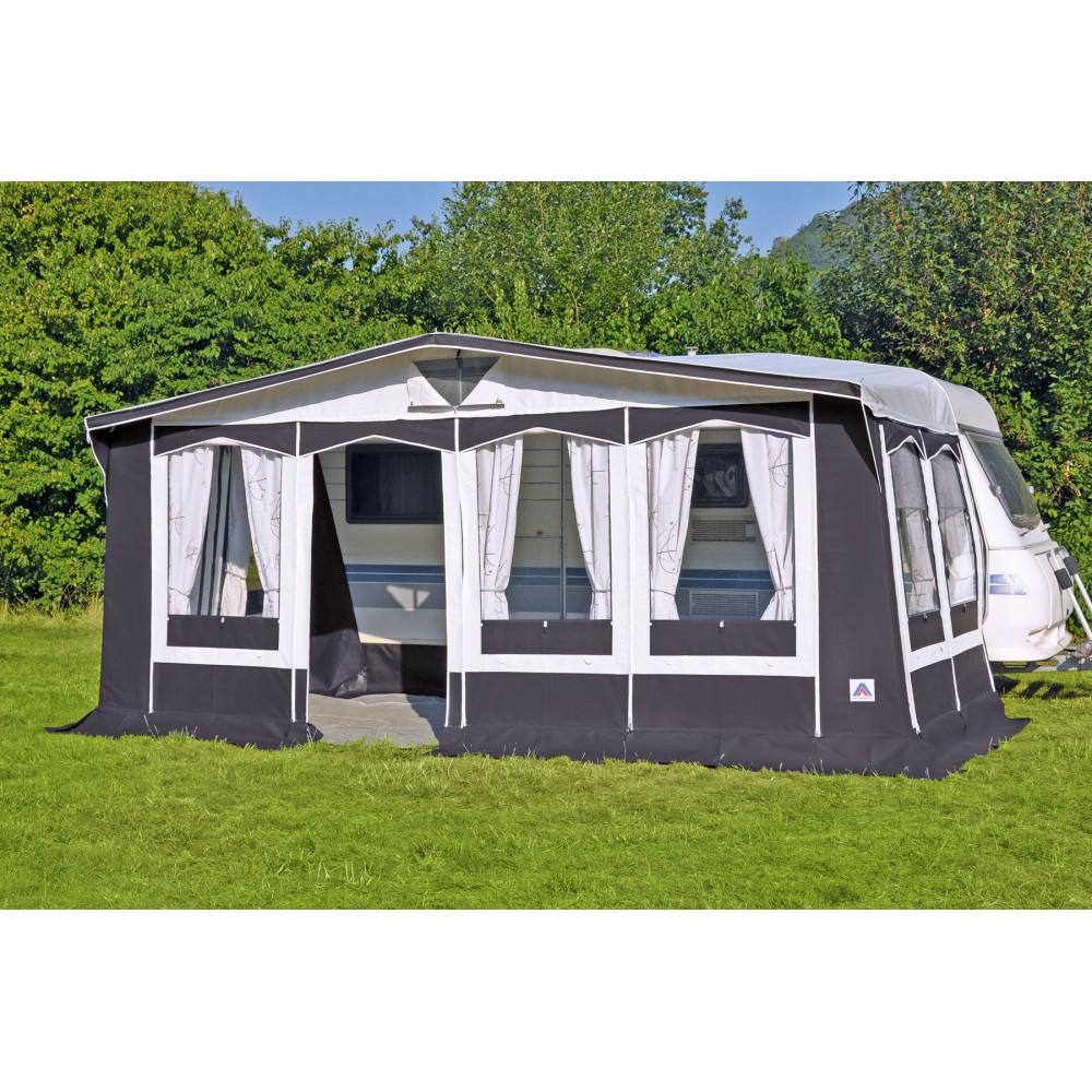 Permanent awning Hahn - Island - 240 - All-season tent caravan