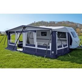 Auvent permanent Hahn - Island - 240 - Tente caravane toutes saisons