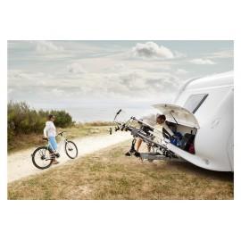 Thule Caravan Superb XT black - bike carrier caravan