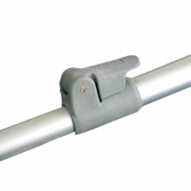 Travel Star Roof Pole curved Aluminium with Bracket Awning Tent