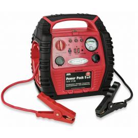 Power Pack 400A 5-en-1 Booster et compresseur pour camping-cars, voitures et caravanes