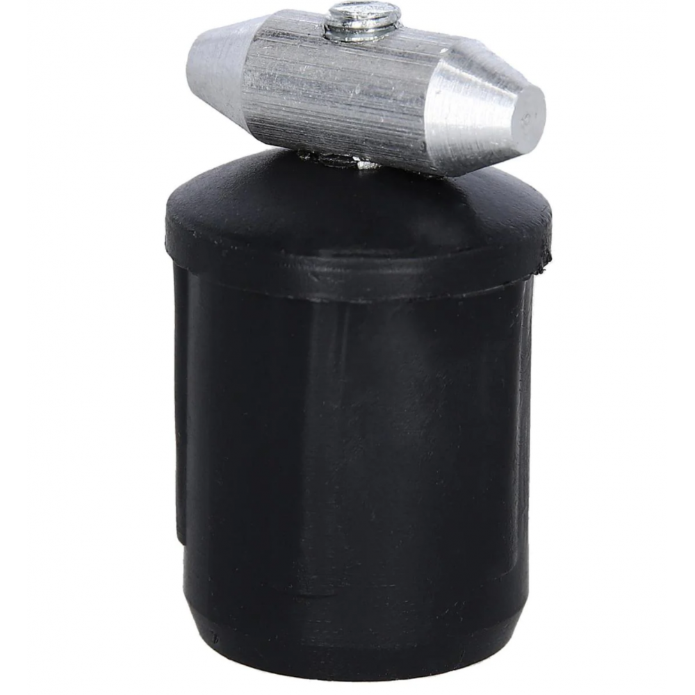 Slot nut with fixing system (plastic cap) Spare part WIGO - support rod