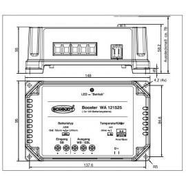 25 A Ladebooster WA 121525 für Reisemobile