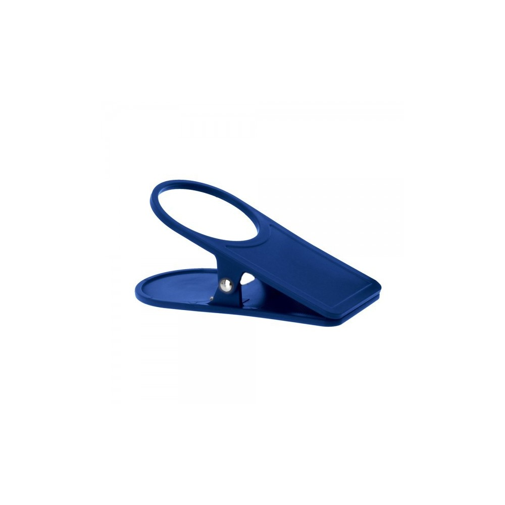 Trinkclips - Dosen/Flaschenhalter, blau