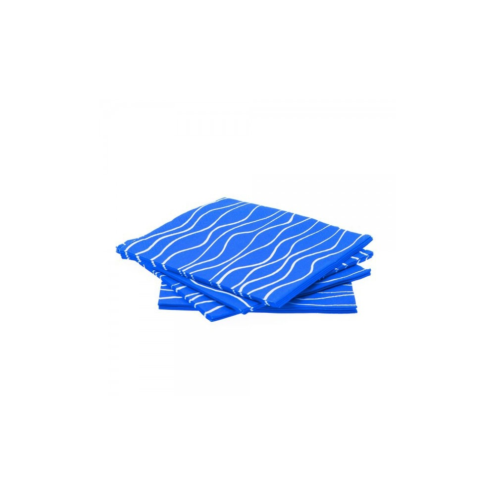 Servietten / Blau