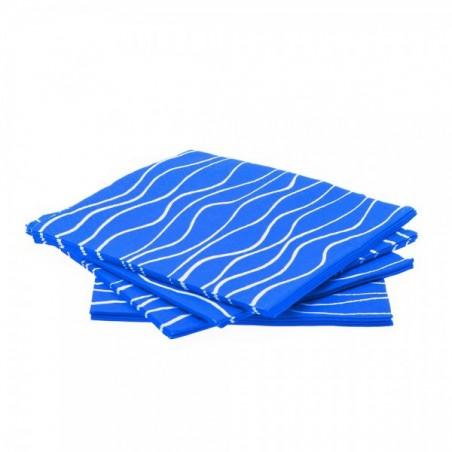 Serviettes / Bleu - Décoration de la table à manger