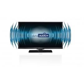 alphatronics LED-Fernseher SL-DSB K sonic