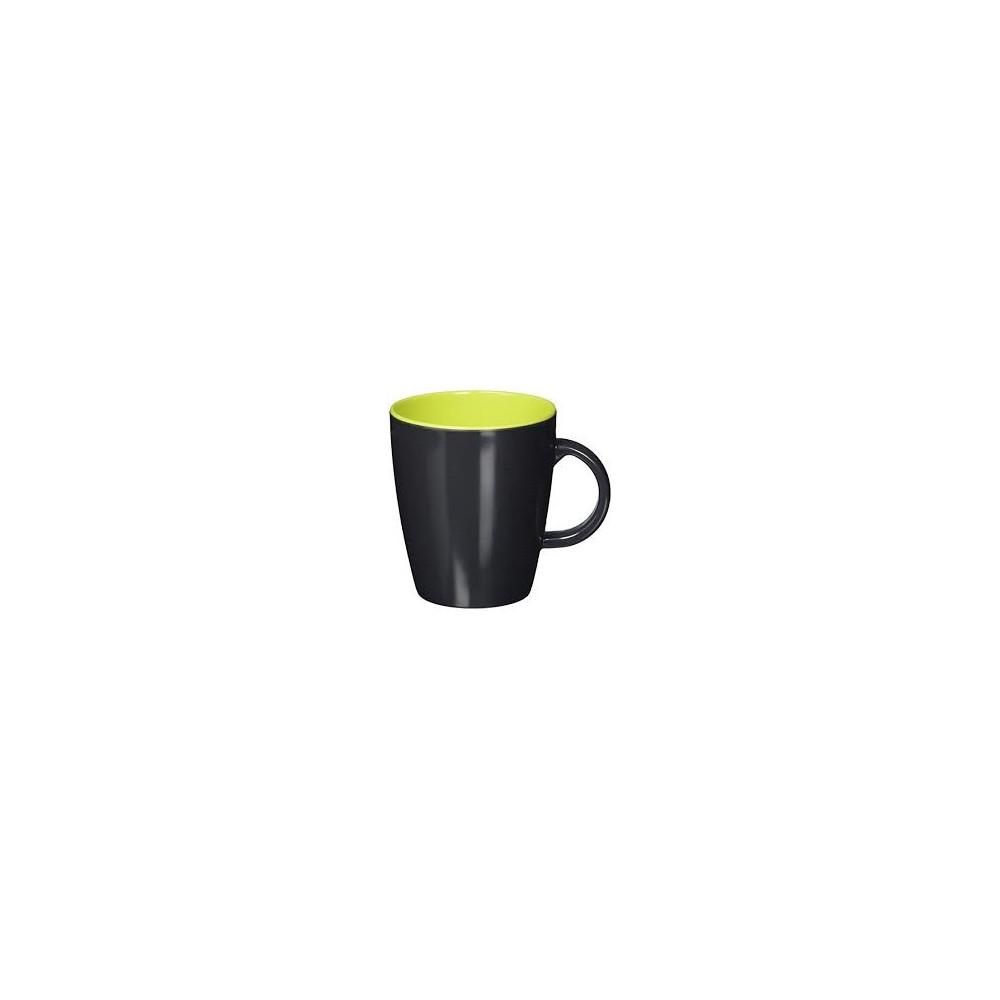 Henkelbecher / Grey Line - Lime