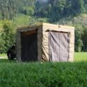 horntools - Einhäng Zelt Innenzelt für Markise Eaglewing 2,5x2,5m