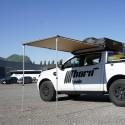 Markise Straight 2,5x2m Vordach Dachzelt Awning Sonnenschutz horntools