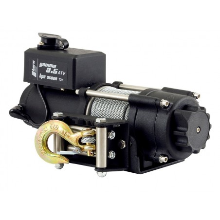 Cable winch 1,6 t Gamma 3.5 - 12V electric winch