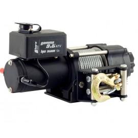 Seilwinde 1,6 t Gamma 3.5 ATV 12V horntools Elektrowinde