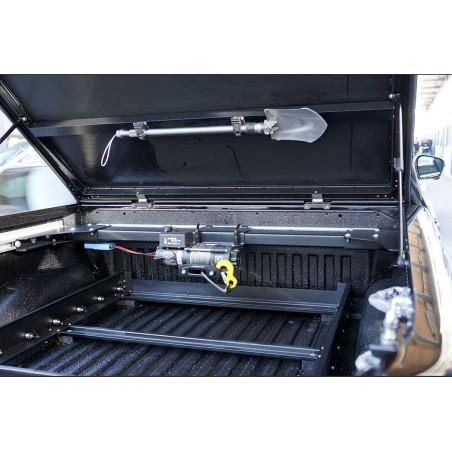 Système de treuil arrière de classe X de Mercedes Zone de chargement de 25 m pour les camionnettes