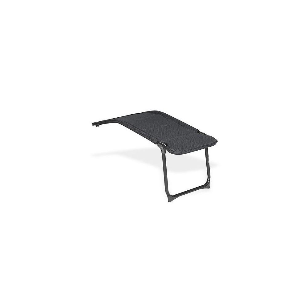 Chaise pliante avec repose-pieds - Westfield Chaise de camping Ambassador-1 AG x Advancer XL - noir