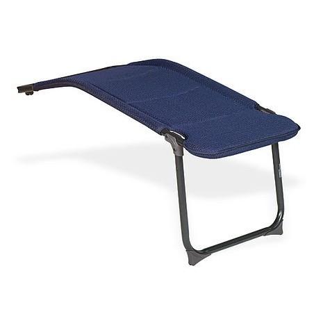 Chaise pliante avec repose-pieds - Westfield Chaise de camping Ambassador-1 AG x Advancer XL - bleublau