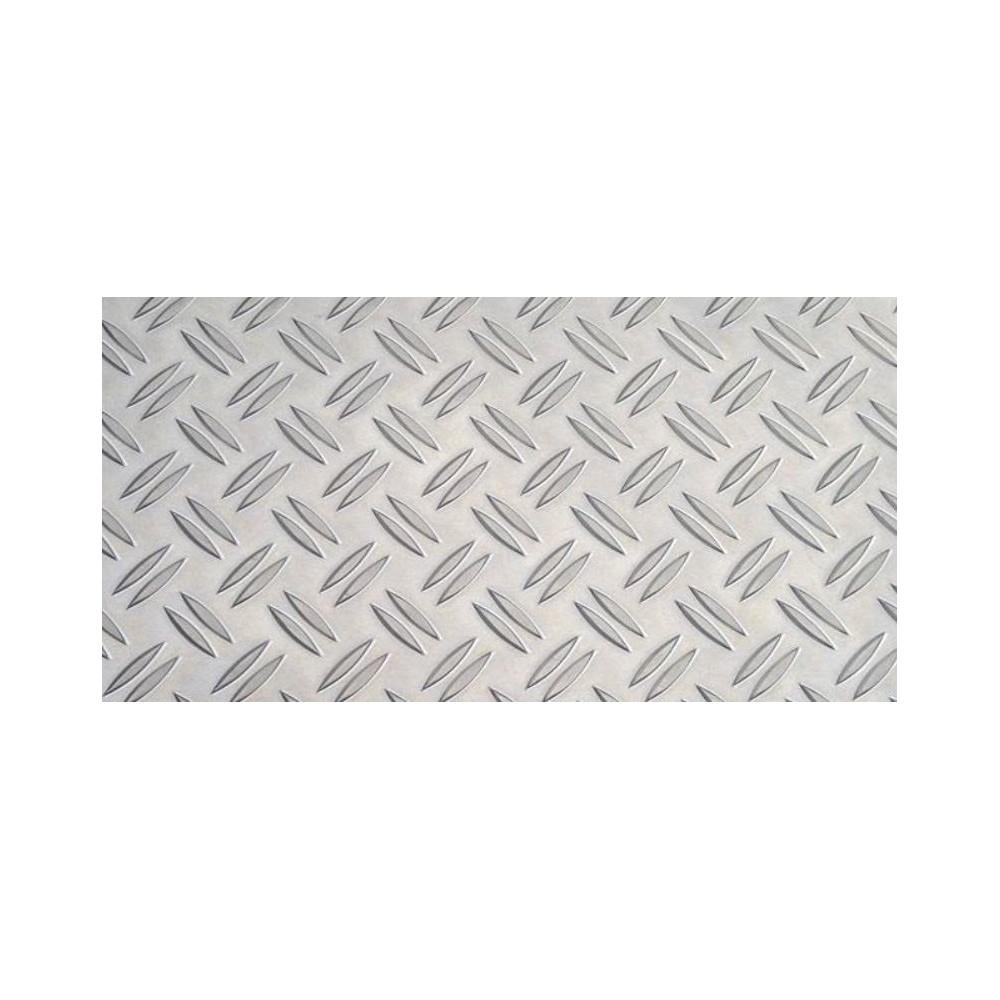 Riffelbleche - Aluminium