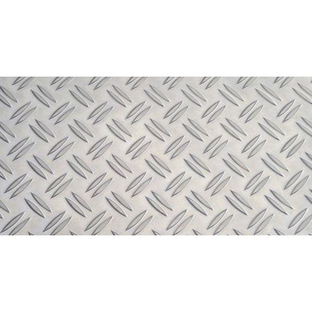 Riffelbleche - Alu-Duett (Aluminium)