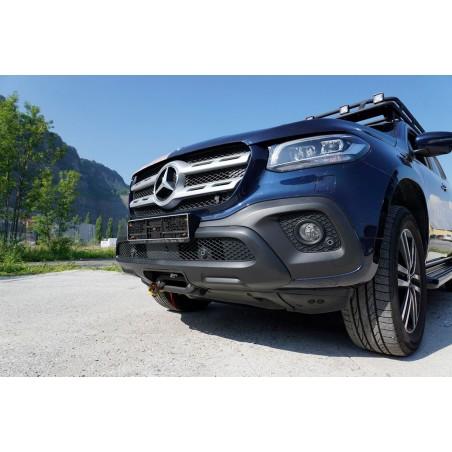 Mercedes X-250 système de treuil à câble Alpha 9.9 - treuil électrique à câble 12V
