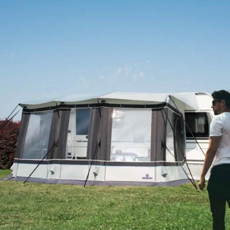 Travel awning Herzog - Airtent AEROLIGHT - 240