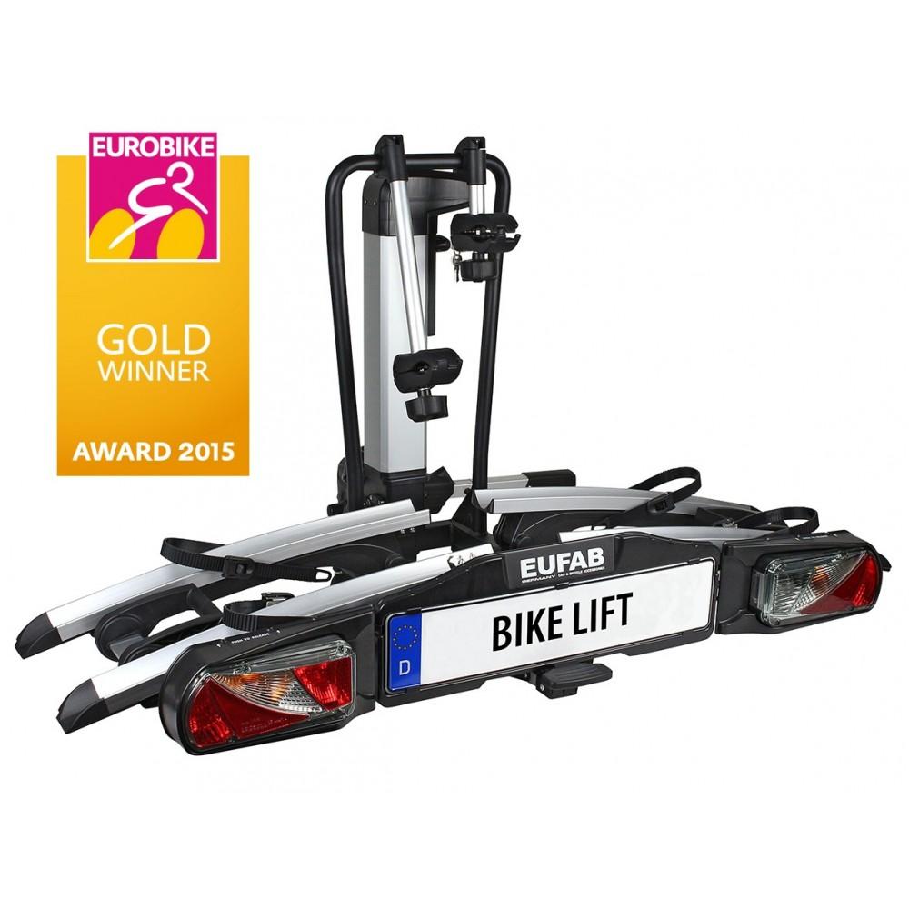 EUFAB Bike carrier BIKE LIFT Clutch carrier