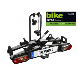 EUFAB Fahrradträger PREMIUM II Kupplungsträger
