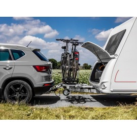 ENDURO Bicycle carrier, gliding Drawbar carrier BC260