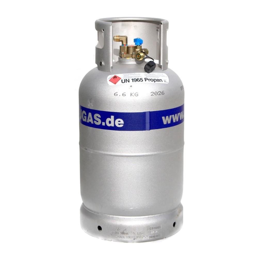 Alugas - Aluminium Tankgasflasche 11 kg