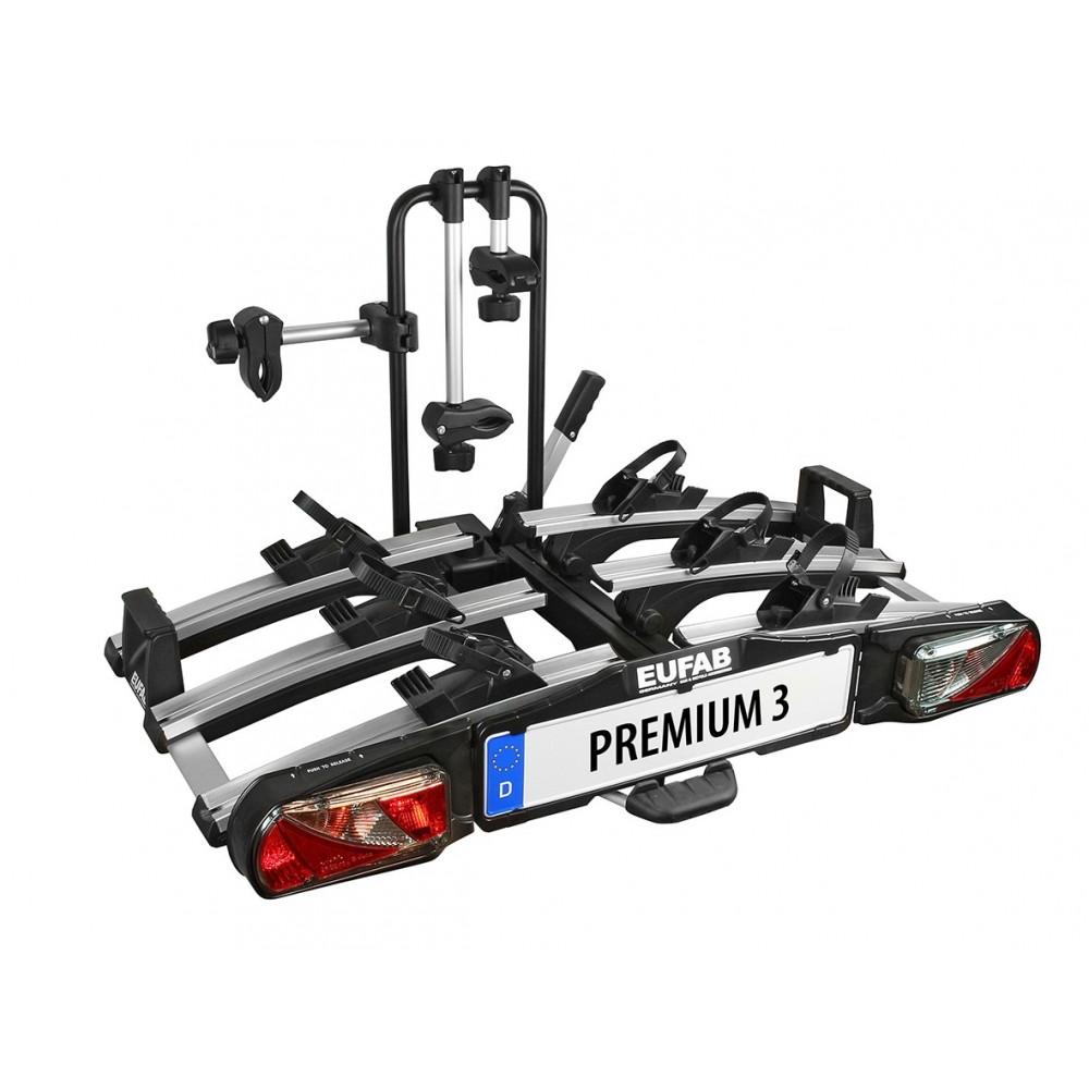 EUFAB Fahrradträger PREMIUM III Kupplungsträger